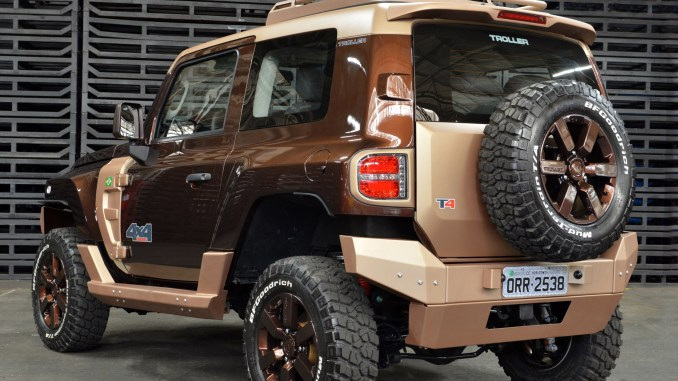 Troller T4 Off Road Concept 2014