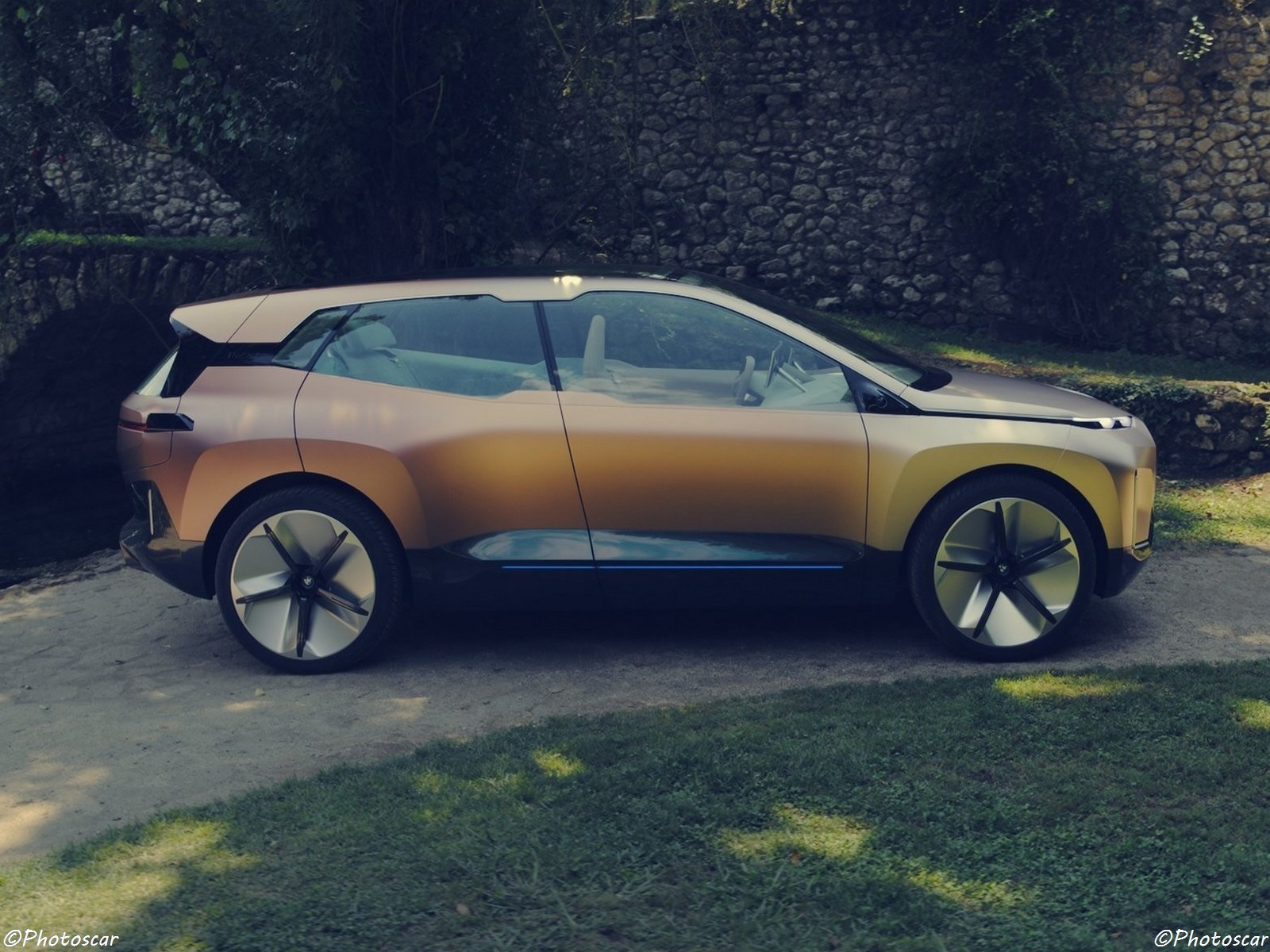 BMW Vision_iNEXT Concept 2018