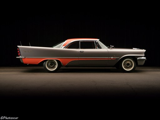DeSoto Fireflite 2 door Hardtop 1957
