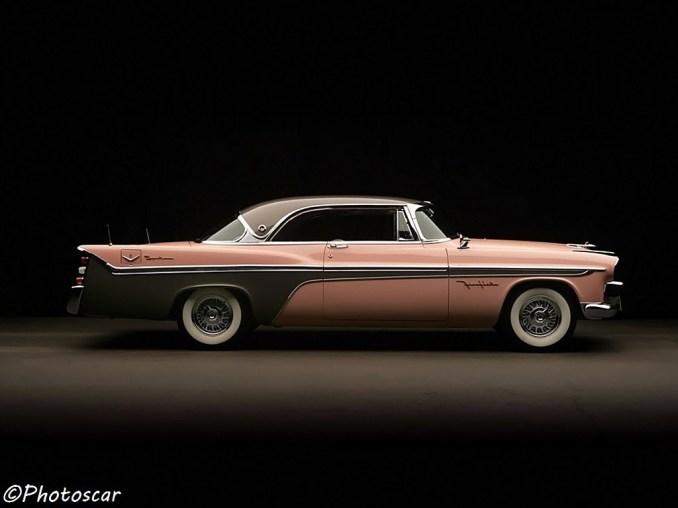 DeSoto Fireflite 2 door Hardtop 1956