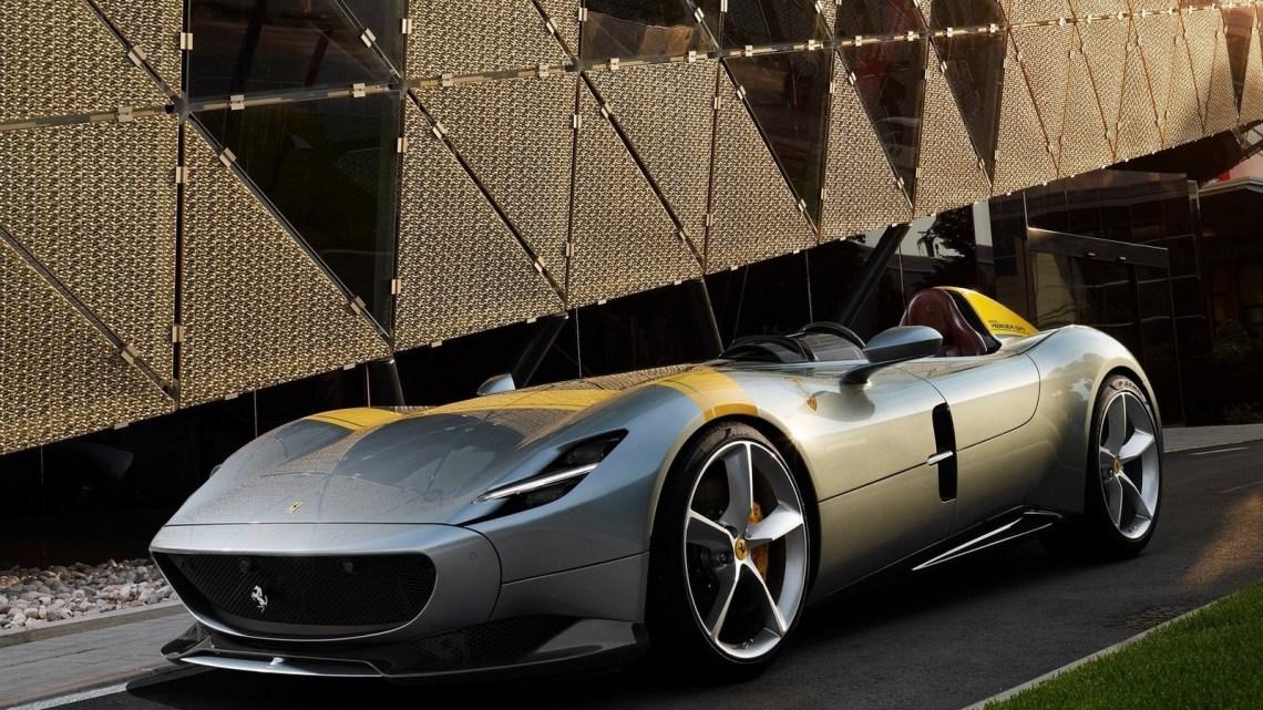 Ferrari Monza SP1 et SP2 2019 en édition limitée débarquent à Maranello