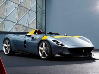 Ferrari Monza SP1 2019