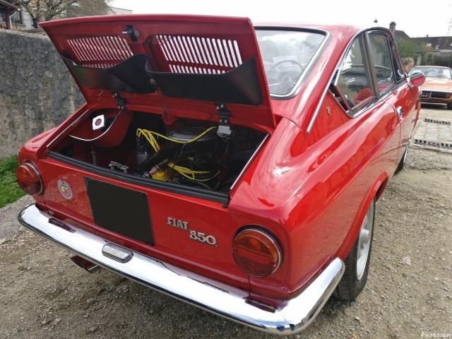 Fiat 850 Coupé Abarth