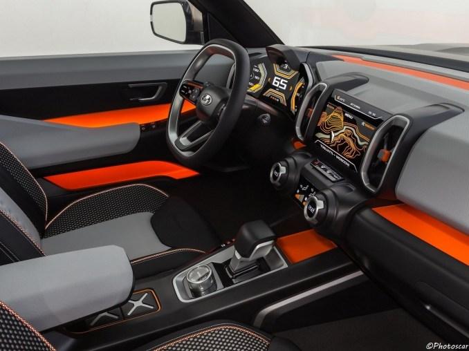 Lada 4x4 Vision Concept 2018