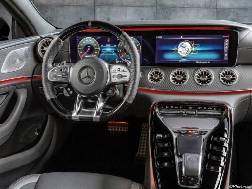 Mercedes AMG GT43 2019