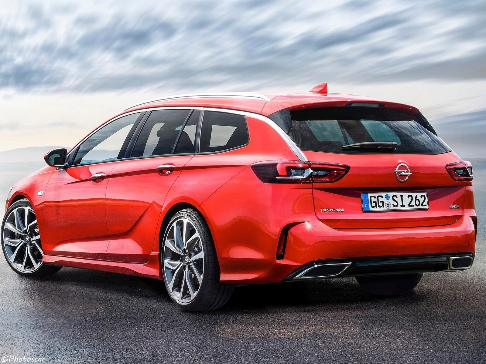 Opel Insignia GSi Sports Tourer 2018