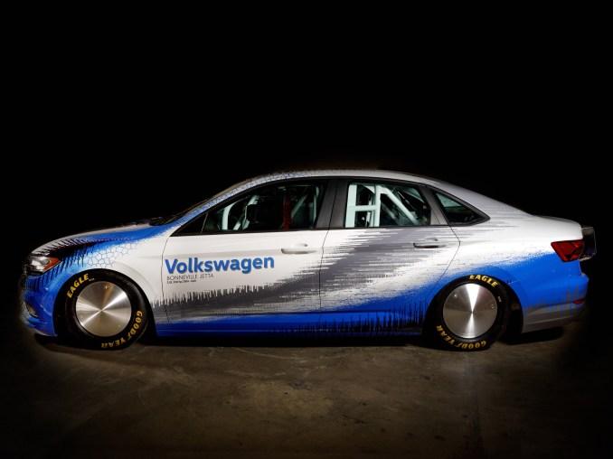 Volkswagen Jetta Bonneville Racer 2018