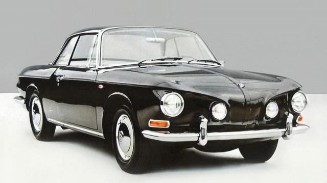 Volkswagen Karmann Ghia Convertible Type 14 1957