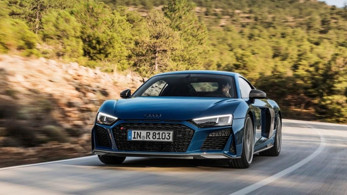 Audi R8 2019 – Une voiture de légendaire à posséder avec un nouveau style
