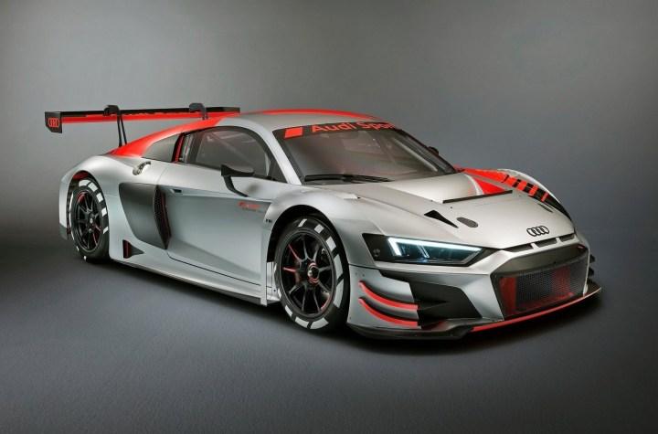 Audi R8 LMS GT3 2019