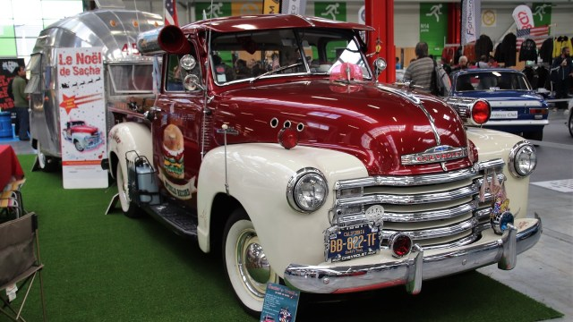 Chevrolet 3100 Pick-up Sachas Truck 1951