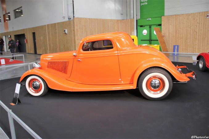 Ford coupé 3W 1934