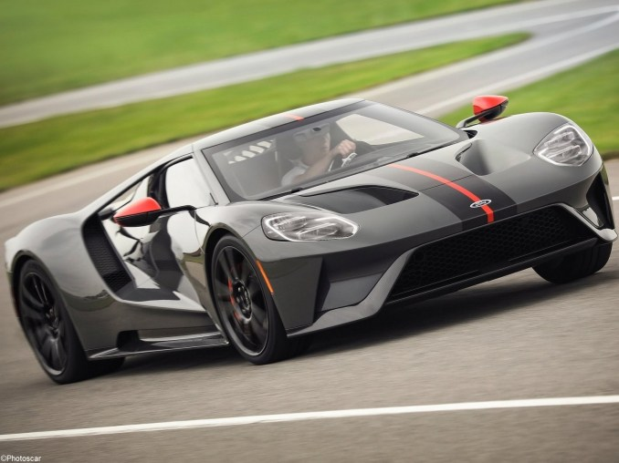 Ford GT Carbon Series 2019