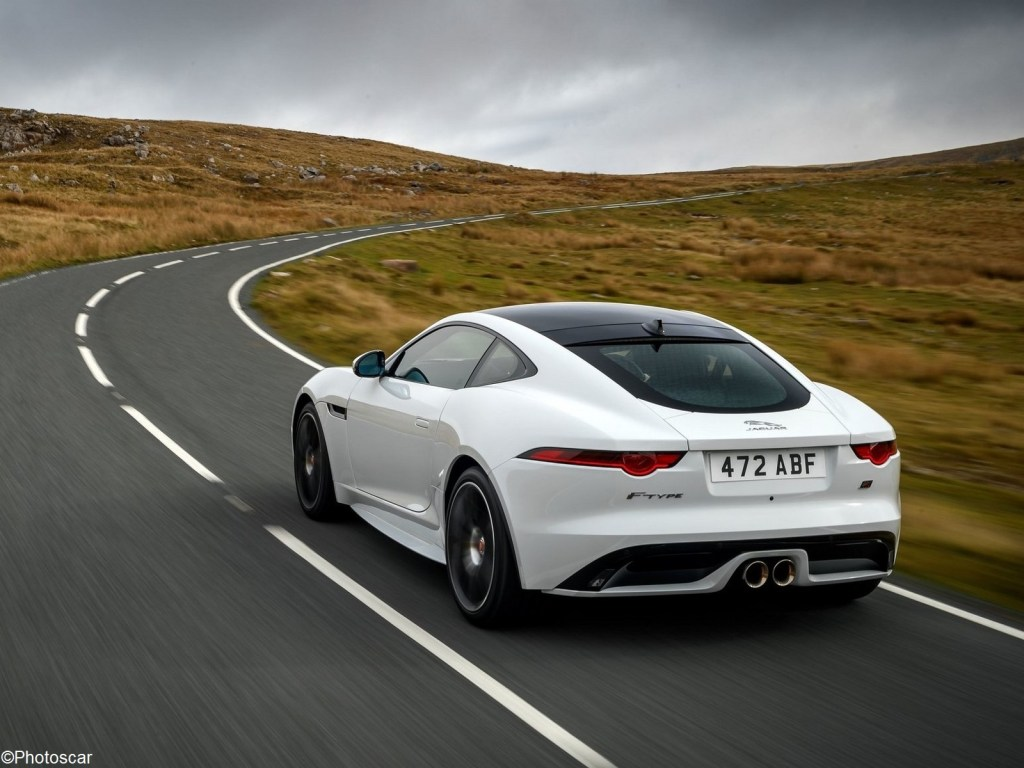 Jaguar F-Type Chequered Flag Edition 2019