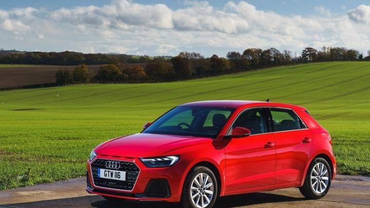 Audi A1 Sportback UK 2019 – Disponible en SE, Sport et S Line