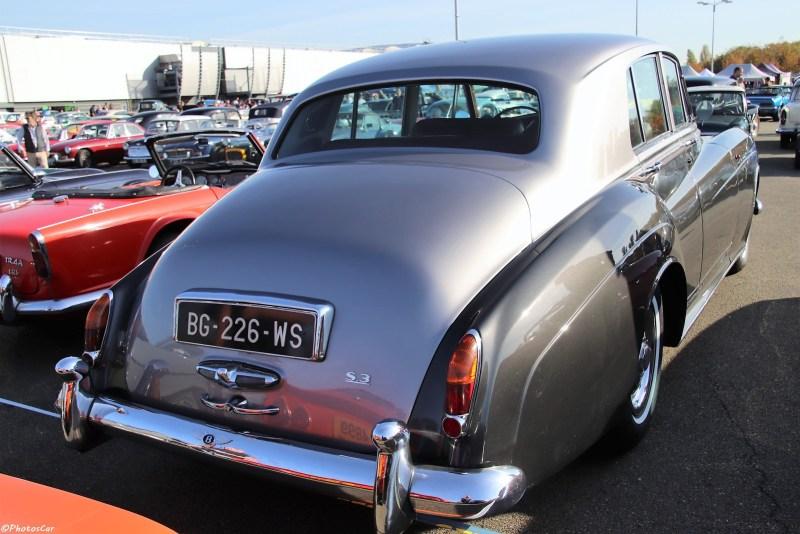 Bentley S3 Standard Steel Saloon
