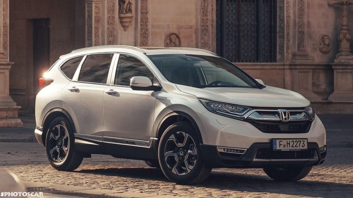 Honda CR-V Hybride 2019 – Le VUS essence qui imite le diesel