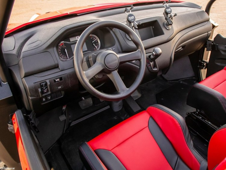 Honda Rugged Open Air Concept 2018