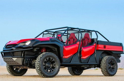 Honda Rugged Open Air Concept 2018