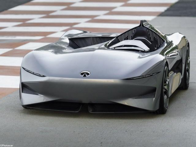 Infiniti Prototype 10 2018