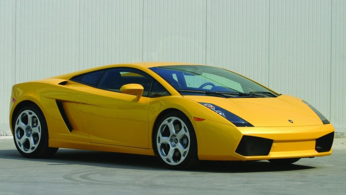 Lamborghini Gallardo 2003 – Un exotisme aussi émouvant que civilisé