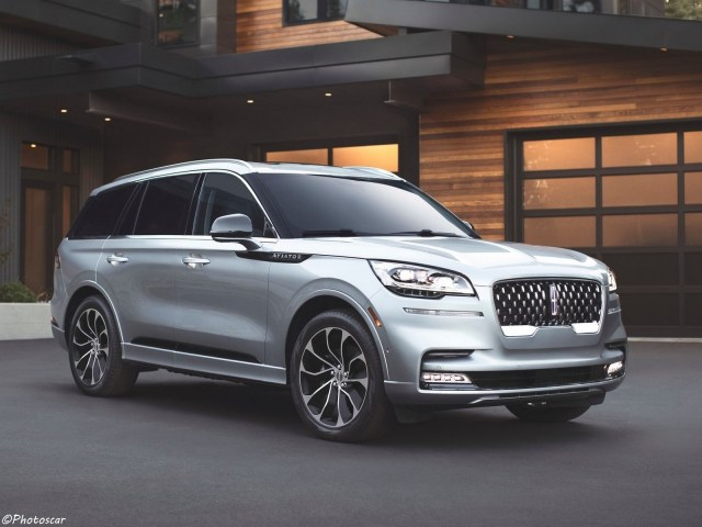 Lincoln Aviator 2020