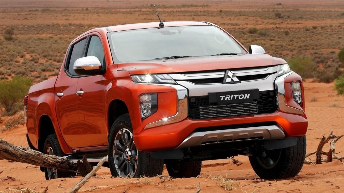 Mitsubishi L200 Triton 2020 révisé avec des modifications significatives