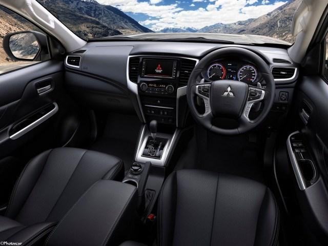 Mitsubishi L200 Triton 2020
