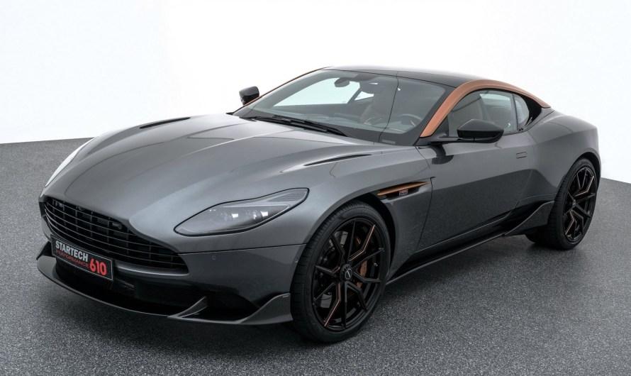 Startech Aston Martin DB11 2018 – Un désigne élégant et très sportif