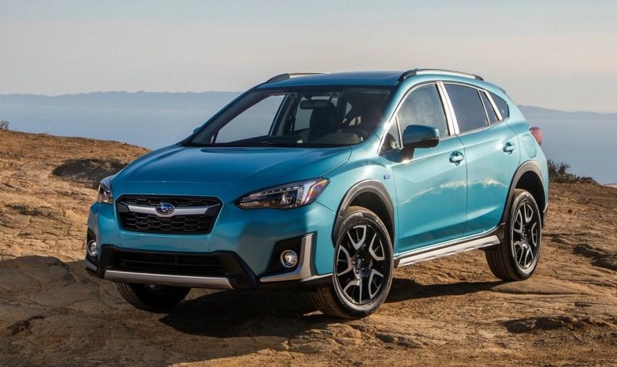 Subaru Crosstrek Hybrid 2019 – Conçue pour vous offrir une liberté ultime