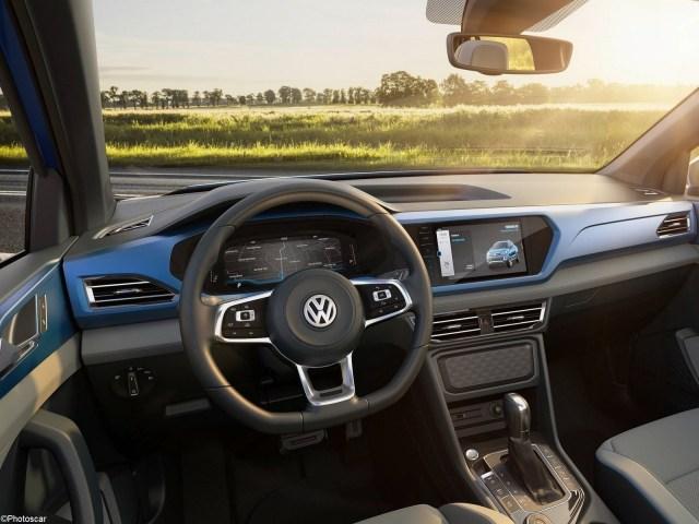 Volkswagen Tarok Concept 2018