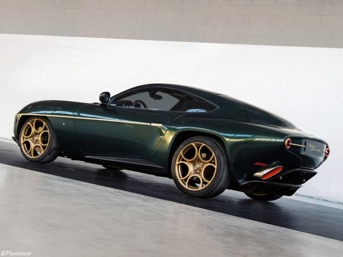 Alfa Romeo Disco Volante 2013