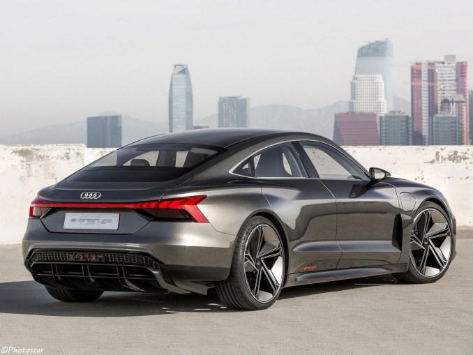 Audi e-tron GT Concept 2018