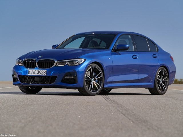 BMW 330i M Sport 2019