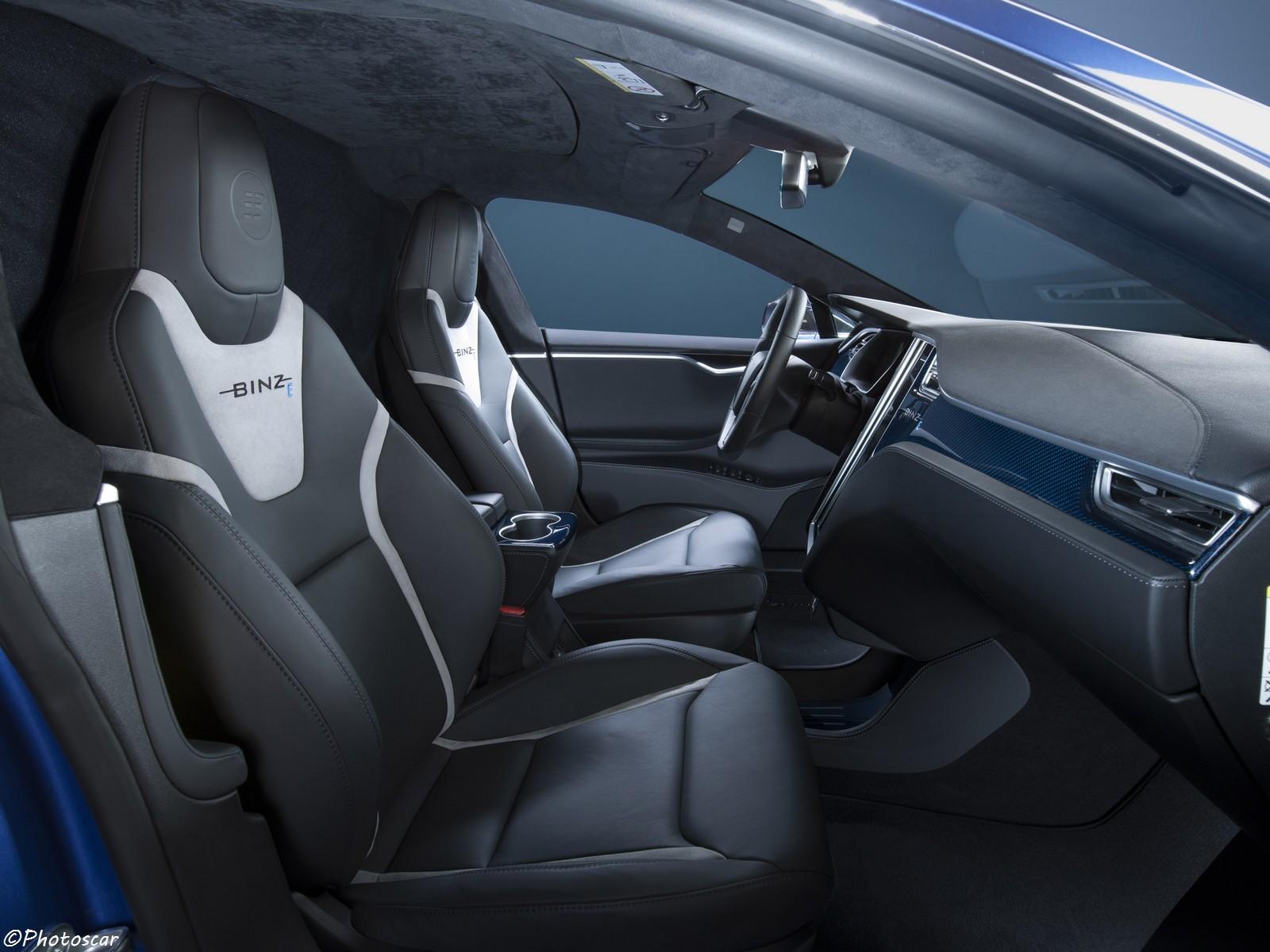 Binz-E Tesla Model S 2017