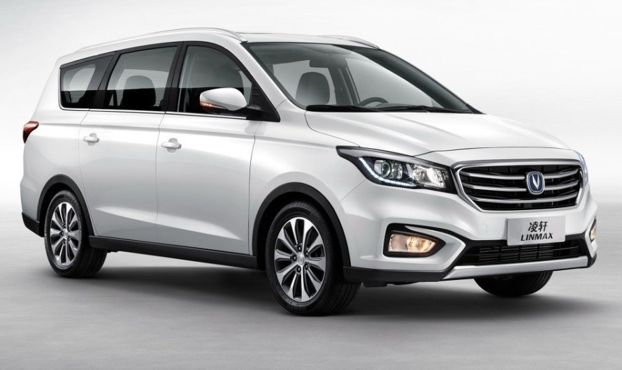 Changan Linmax 2017 – Monospace 7 places par Changan Automobile