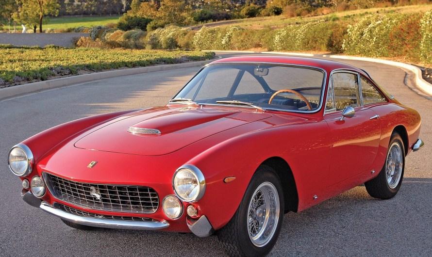 Ferrari 250 GT Lusso Berlinetta Pininfarina 1962-1964 – Moteur 3 l V-12