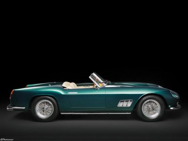 Ferrari 250 GT SWB California Spyder 1960-1963