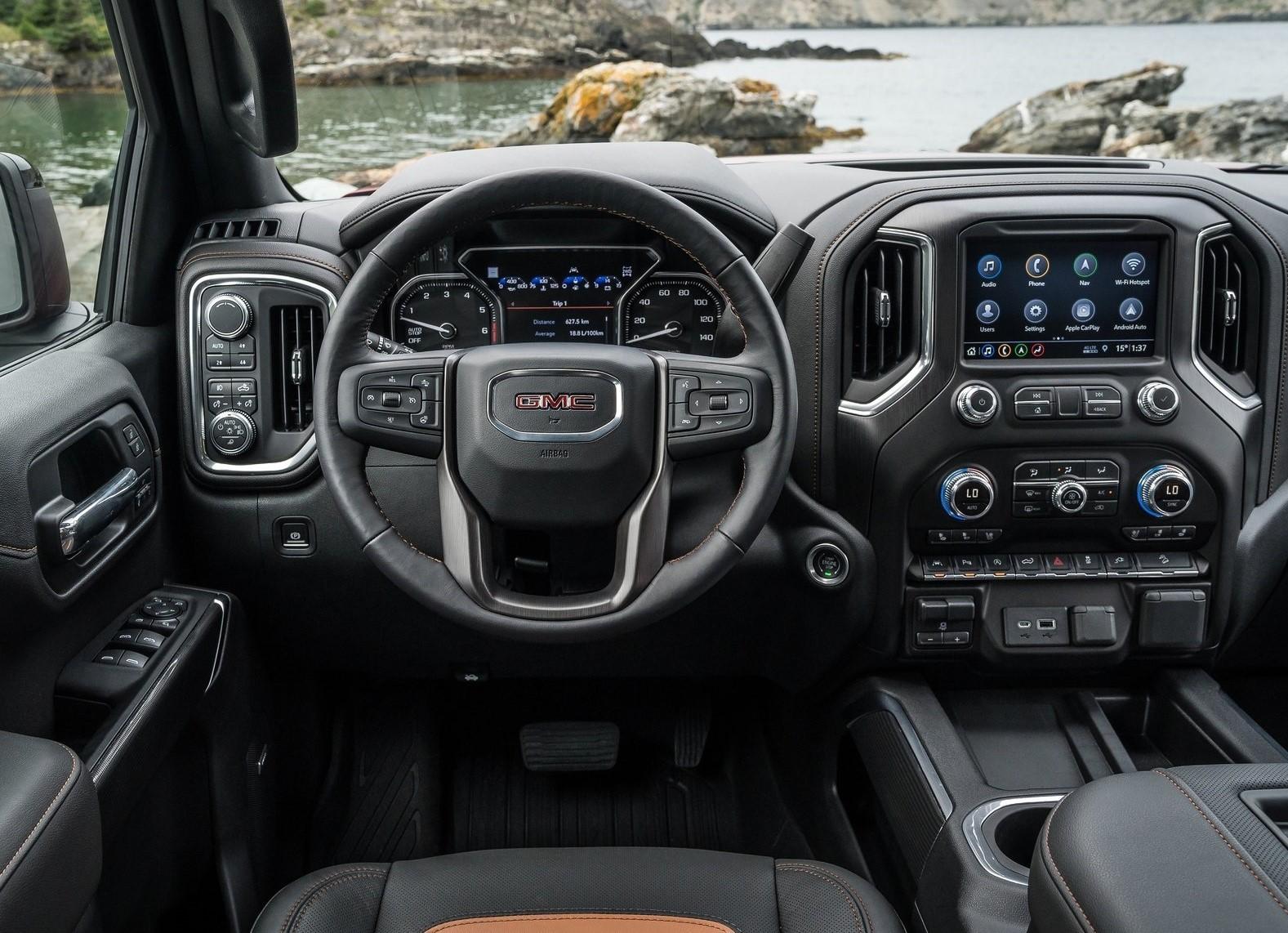 GMC Sierra AT4 2019