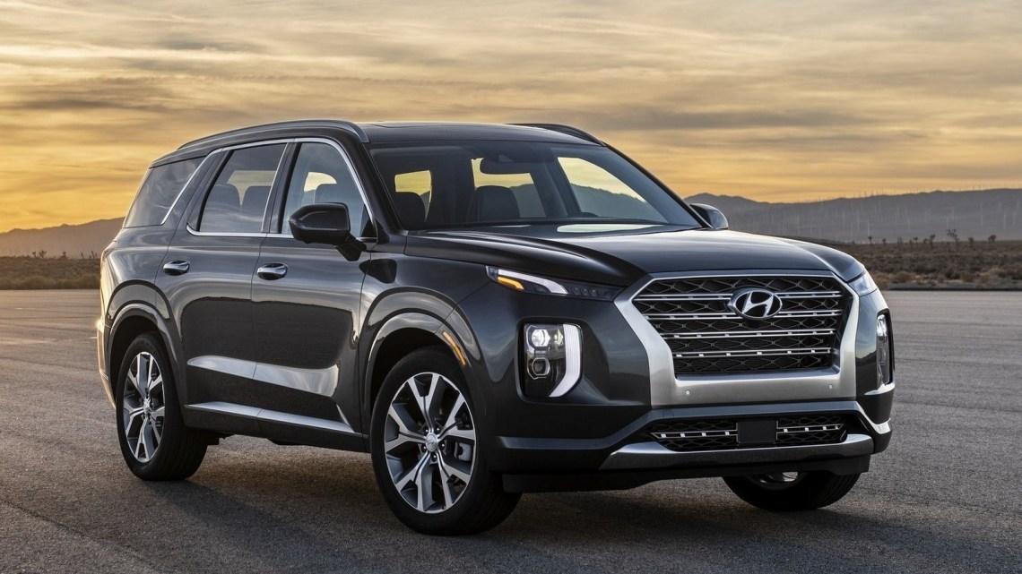 Hyundai Palisade 2020 rempli de technologies, de sécurité et d'espace