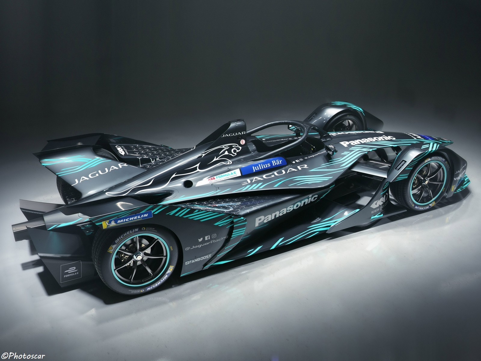 Jaguar I-Type 3 2018