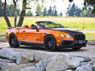 Mansory Bentley Continental GTC 2015