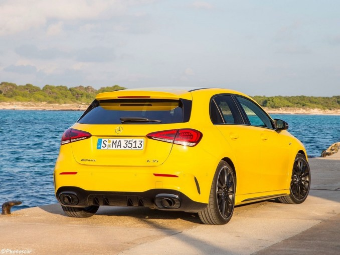 Mercedes A35 AMG 4Matic 2019