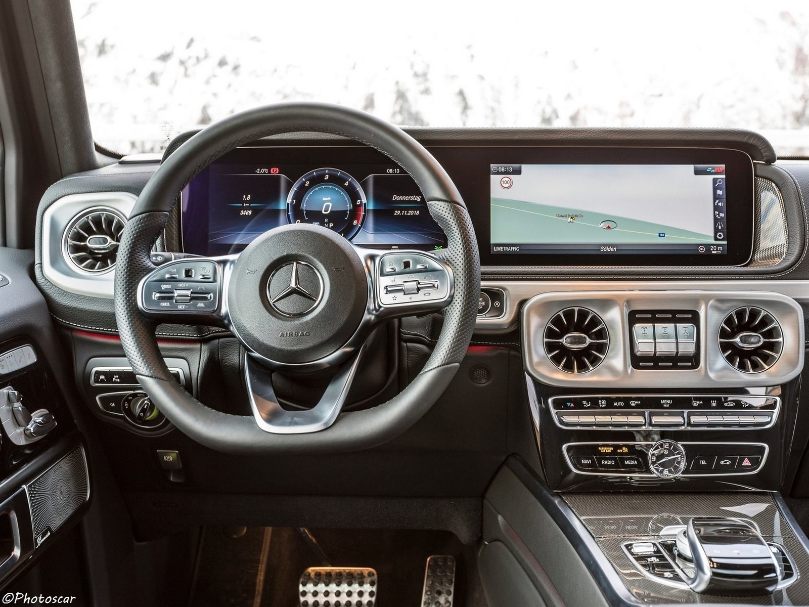 Mercedes G350d 2019