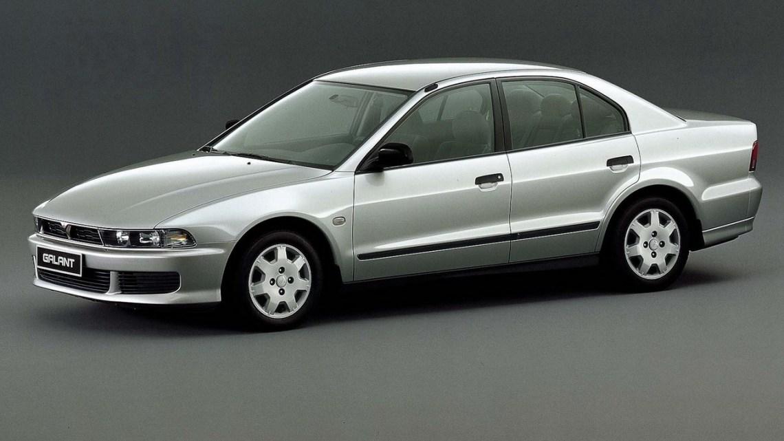 Mitsubishi Galant – Près de 4,9 millions d'unités vendues dans le monde