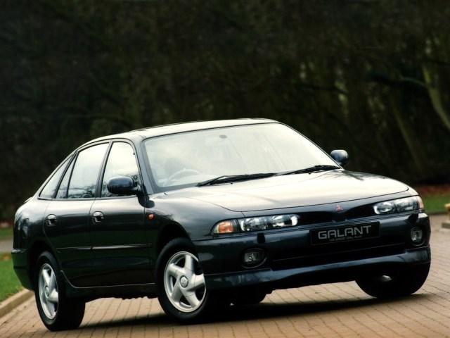 Mitsubishi Galant Coupe 1993 1996