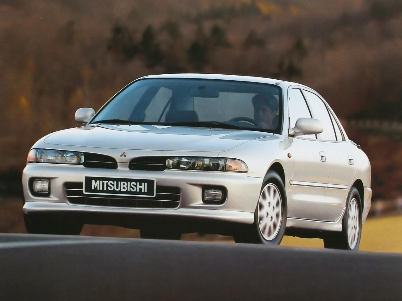 Mitsubishi Galant Sedan 1992 1996