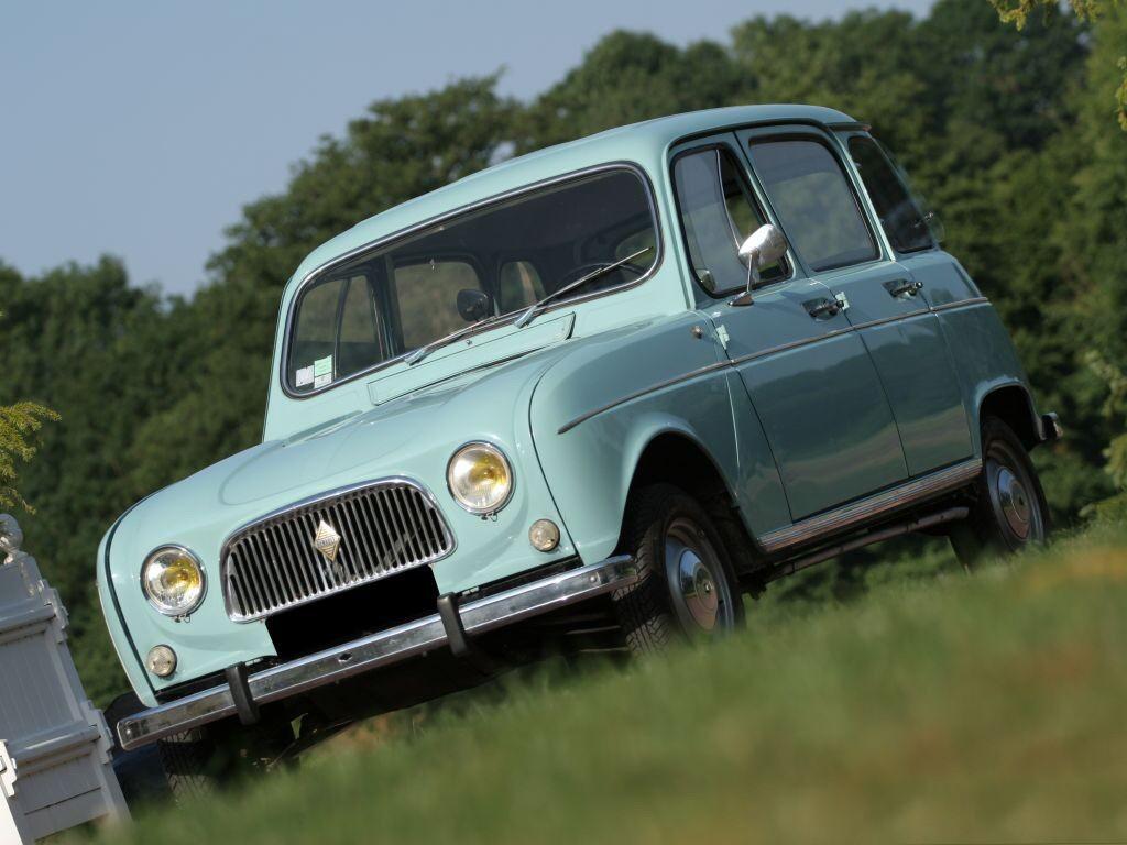 Renault 4 1963