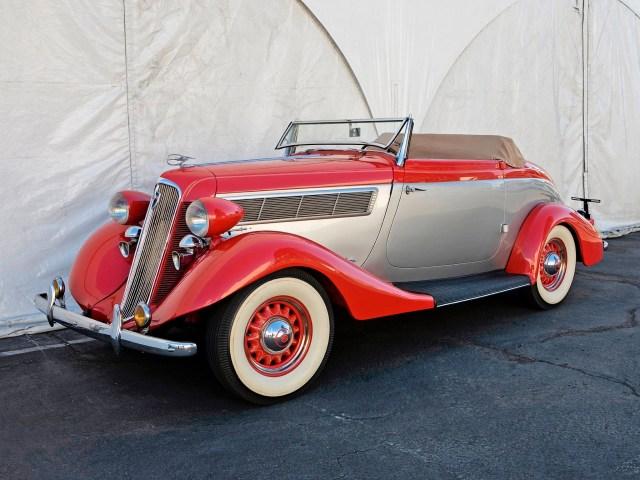 Studebaker Dictator Roadster 1935