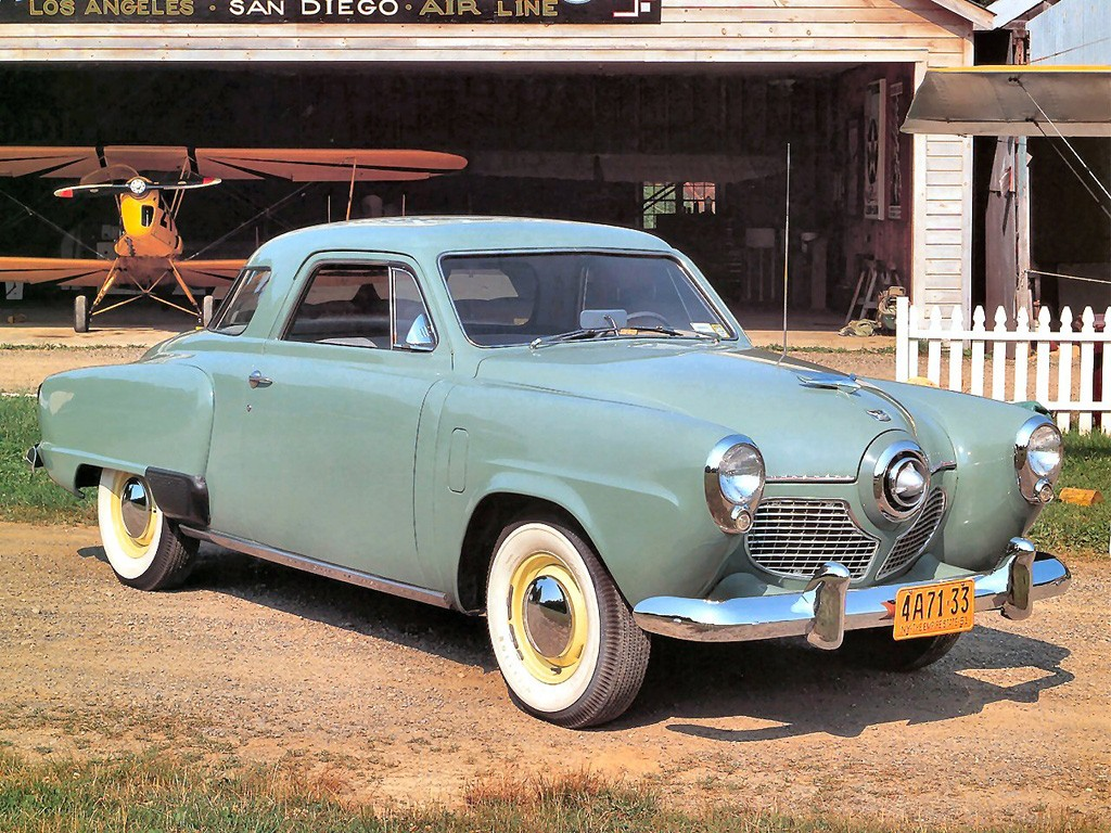 Studebaker Commander Coupe 1951